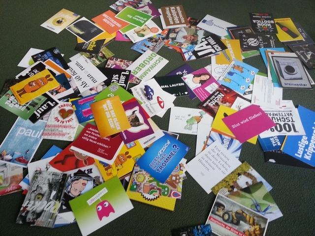 Photo of Retrospektiven – Postkartenpicken